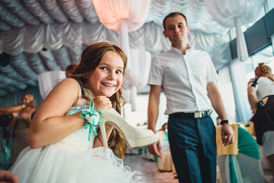 Wedding photographer Aleksandr Medvedenko (Bearman). Photo of 22.10.2015