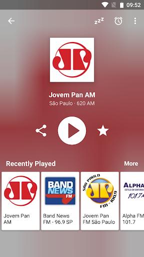 Ru00e1dio FM Brasil (Brazil) 8.4.2 screenshots 2