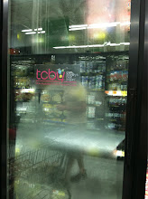 Photo: Oh dear! The freezers went down so we had to ask where all the TCBY was...