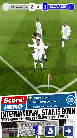 android Score! Hero Screenshot 0