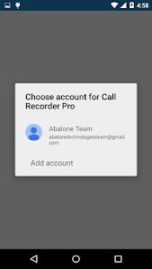 Call Recorder Pro v1.0