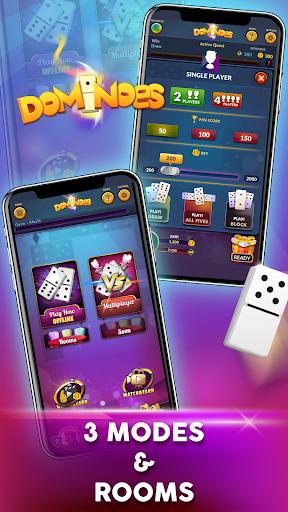 Dominoes - Offline Free Dominos Game 1.10.4 screenshots 1