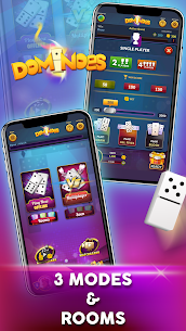 Dominoes – Offline Free Dominos Game Apk  Download For Android 1