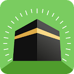 Islamic Prayer Times Qibla Salat Locator Icon