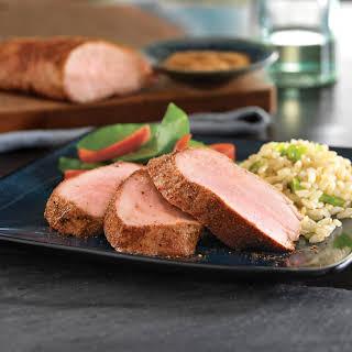 Dry Rub Pork Tenderloin Recipes.