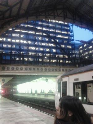 Victoria' Station di Lukrecia