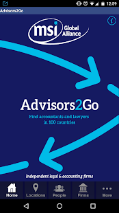 Advisors2Go: MSI Global- screenshot thumbnail