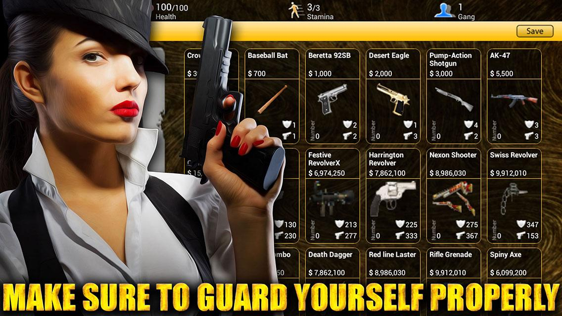 Gang Wars A Game for Gangsters- screenshot