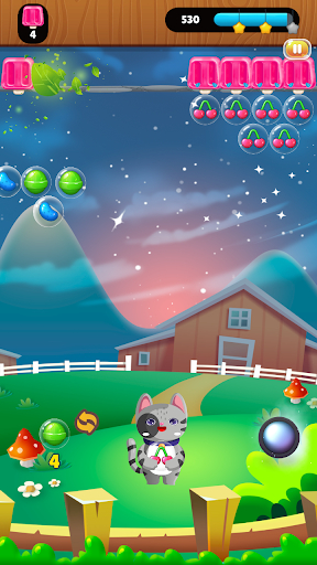 Super Furry Bubble Shooter HD u2013 Candy Puzzle android2mod screenshots 4