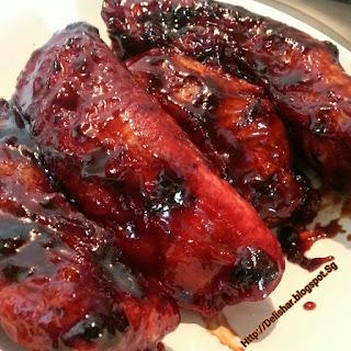 HCP Char Siew (Chinese BBQ pork).