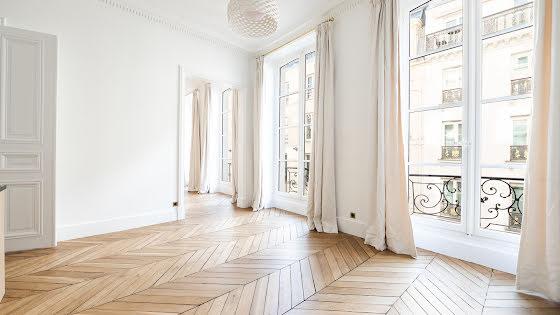 Vente appartement 4 pièces 126,24 m2