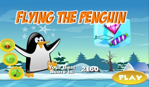 Flying penguin Free Game