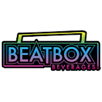 Logo for Beat Box Beverages