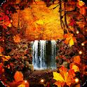 Autumn Waterfall icon