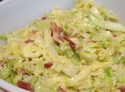 Alabama Sour Cream Cabbage Recipe