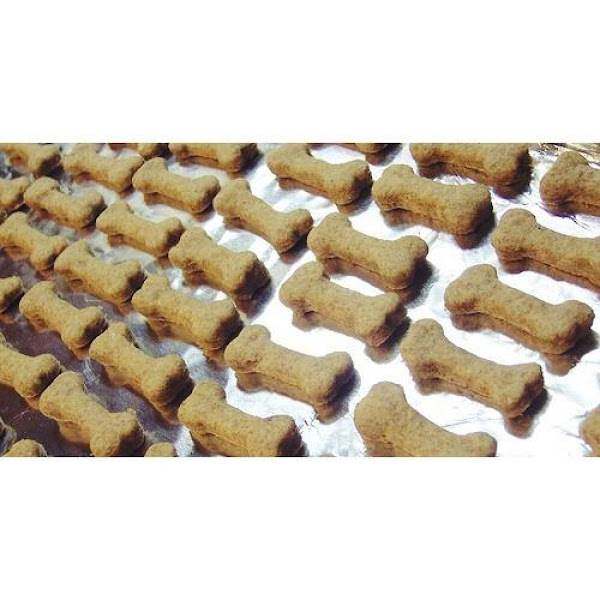 Homemade Dog Biscuits Recipe
