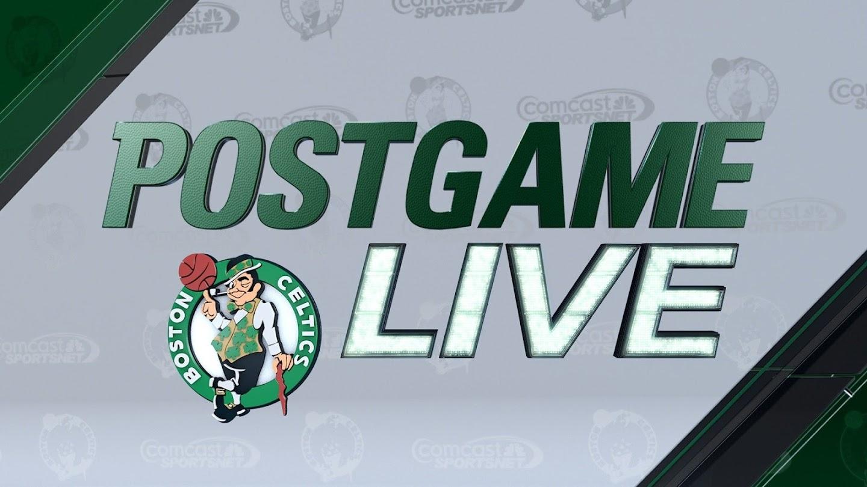 Watch Celtics Post Game live