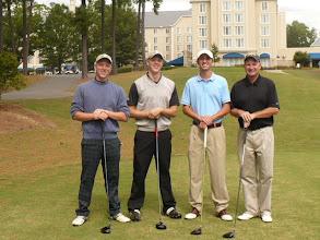 Photo: Sponsor: Preslar Risk Services (Team members not in order) Glenn Dixon, Roy Dixon, Mason Preslar, Matt Preslar