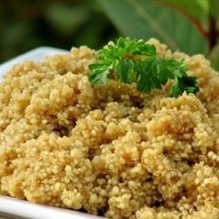 Asian Flavored Quinoa Recipes
