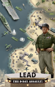 1944 Burning Bridges – a WW2 Strategy War Game Apk Download For Android and Iphone 1