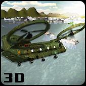 Army Airplane Pilot Rescue Sim