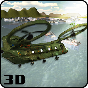 Army Airplane Pilot Rescue Sim for PC and MAC
