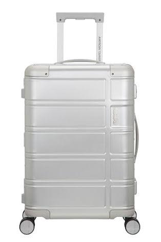 American Tourister Alumo Silver 55cm