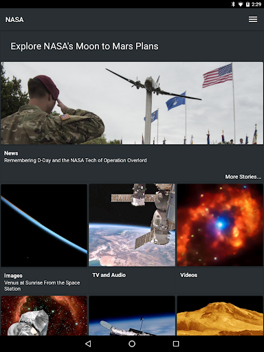 NASA App screenshot 8