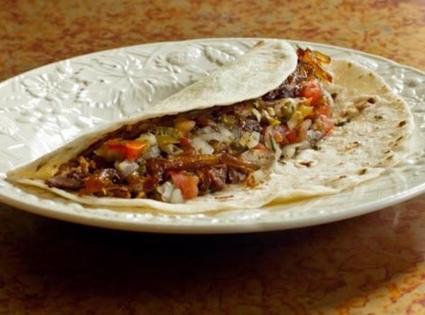 Beef Brisket Tacos Recipe