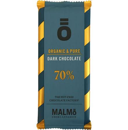 Mörk choklad 70% - Malmö Chokladfabrik