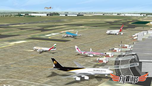 Flight Simulator 2015 Flywings - Paris and France apkpoly screenshots 21