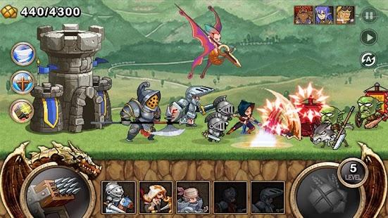 Kingdom Wars - náhled