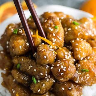 Slow Cooker Orange Chicken {+ Instant Pot} + MEAL PREP + VIDEO.