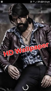 Rocking Star Yash HD Wallpaper 2019 2.0.0 Android APK Mod 1