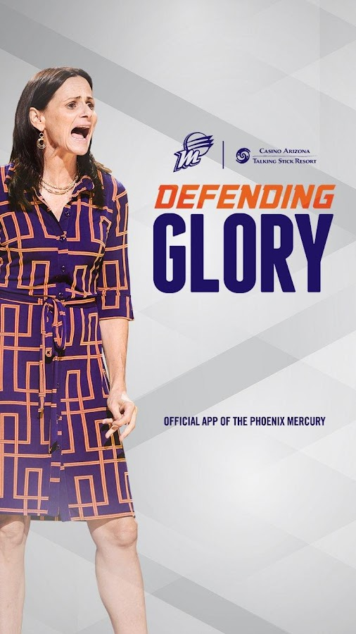 Phoenix Mercury Mobile- screenshot