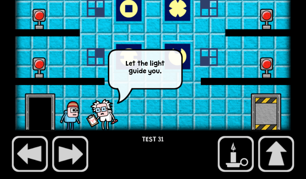 Escape That Level Again- screenshot
