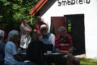 Photo: Tilhørere til Grundlovsfesten