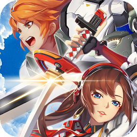 Playstore Link Blade Wings Future Fantasy 3D Anime MMORPG Game