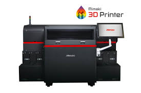 Mimaki Takes on Material Jetting with 10-Million-Color 3D Printer >  ENGINEERING.com
