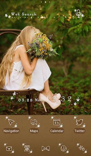 Vintage Bouquet +HOME Theme 1.0.0 Windows u7528 5