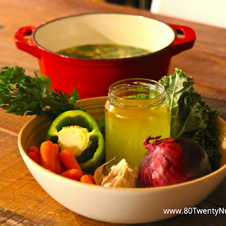 Vegetable Stock Concentrate Recipes