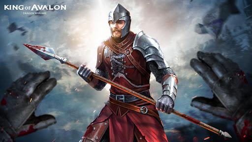 King of Avalon: Dragon War   Multiplayer Strategy 6.5.2 screenshots 2