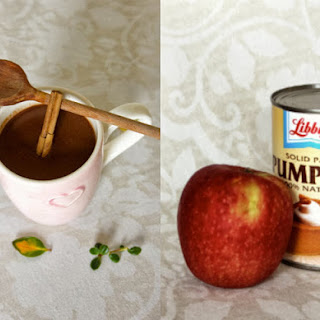 Spiced Pumpkin Hot Chocolate – My Favourite Autumnal Drink