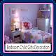 Bedroom Little Girls Decoration icon