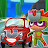 Funny Toon Racers Icône