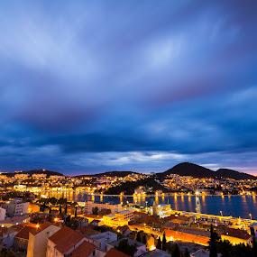 Dubrovnik by Daniel Pavlinović - Landscapes Travel ( dubrovnik, croatia, gruz )