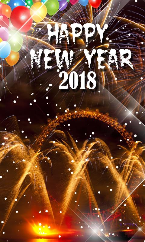 New Year 2018 Wallpapers APK 1.1 Download - Free Personalization APK ...