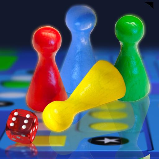 王魯大師跳棋 棋 卡羅姆遊戲 棋類遊戲 App LOGO-APP試玩