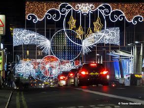 Photo: New set of LED Christmas lights for 2014