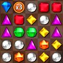Diamond Shine Jewel Match Puzzle icon